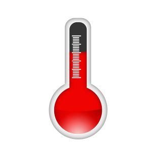 thermometer-going-red